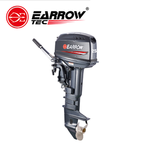 China Earrow 25hp motor fuera de borda inflable TS-25H